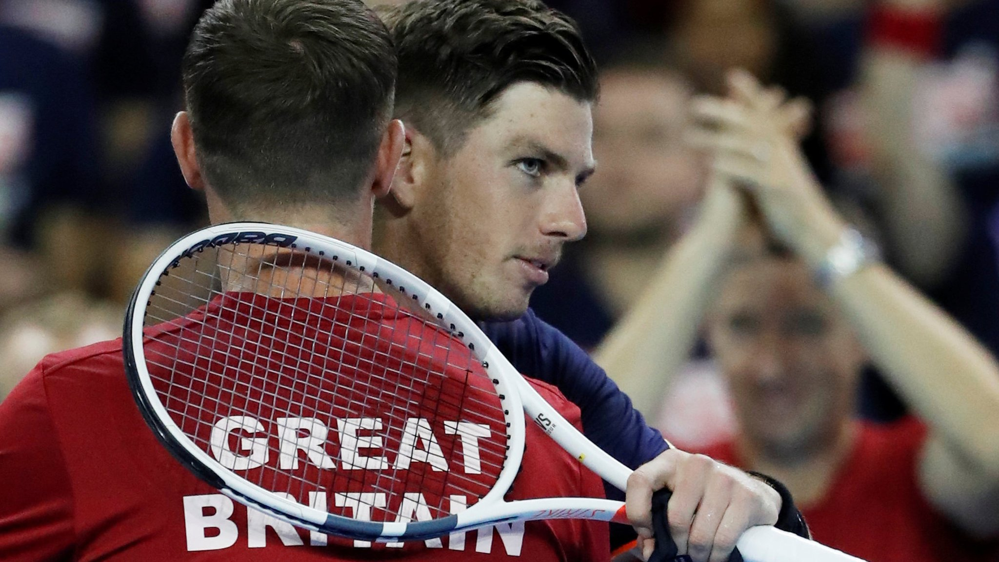 Norrie wins to give Great Britain victory in Davis Cup tie