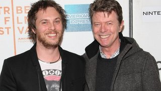 David Bowie's son to become a father