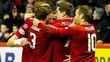 Aberdeen celebrate