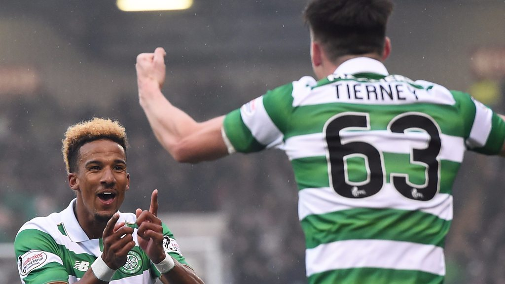 Highlights: Albion Rovers 0-3 Celtic