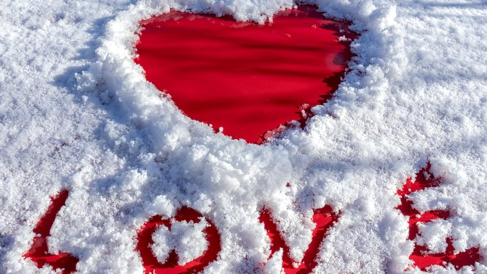 Your pictures: Valentine's Day