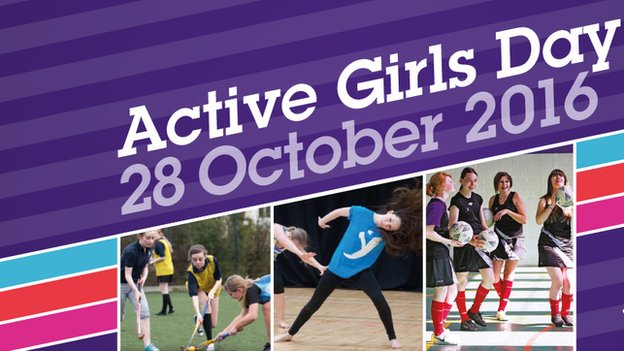 Get Inspired: Active Girls Day aims to get more girls trying sport in Scotland