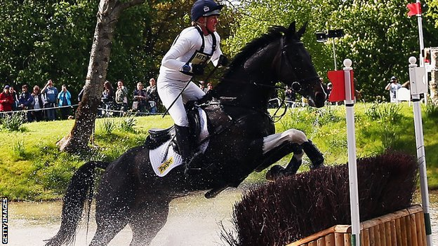 Bbc Sport Badminton Horse Trials Bbc Agrees Deal To