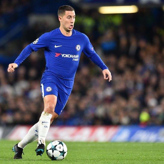 Hazard tiene la calidad para convertirse en el mejor jugador del fútbol.