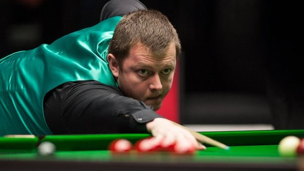 Northern Ireland Open: Mark Allen welcomes choice of Waterfront Hall as venue
