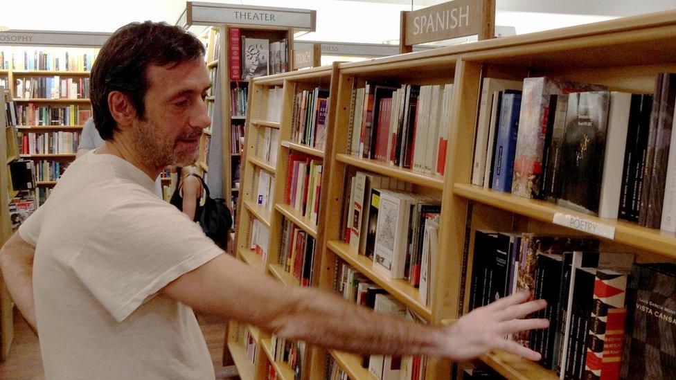 Javier Molea (Pascual Brodsky/BBC Mundo)