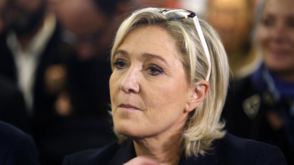 Marine Le Pen's presence deemed 'disrespectful' at Web Summit