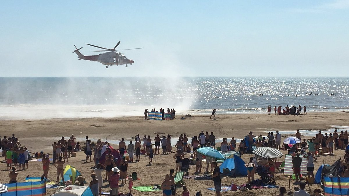 Camber Sands deaths: Five men 'on day trip from London'