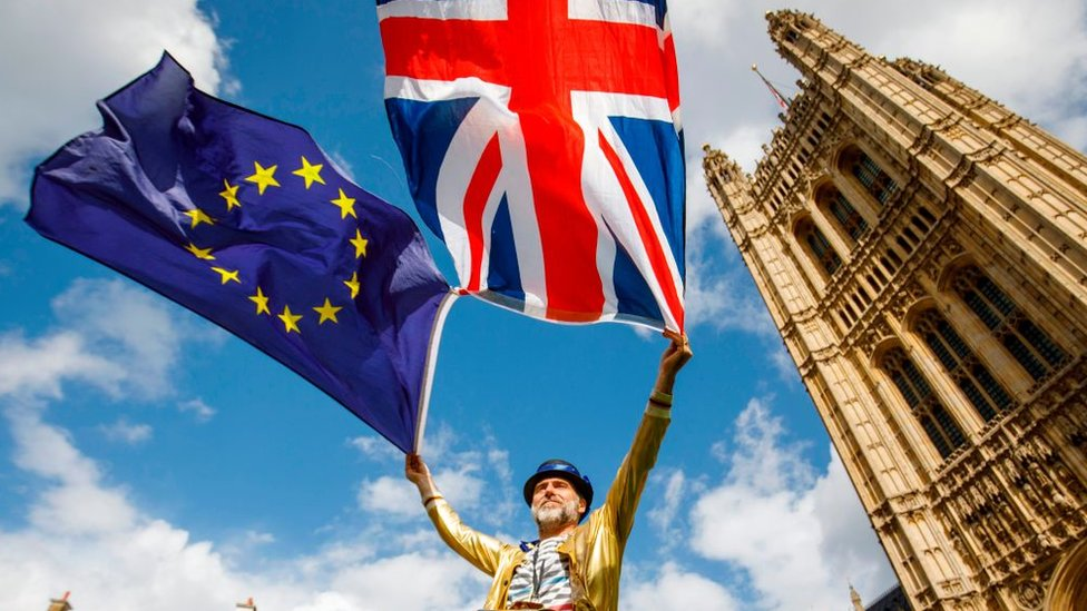 Los británicos votaron por la salida de Reino Unido de la Unión Europea en 2016.