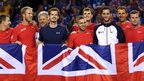 Davis Cup final on the BBC
