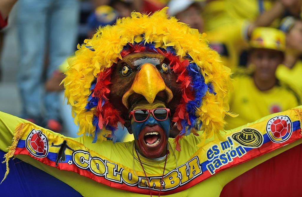 Aficionado colombiano