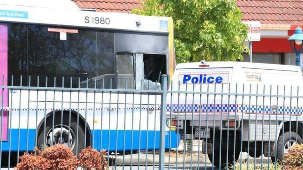 Brisbane bus driver dies after being set on fire by passenger