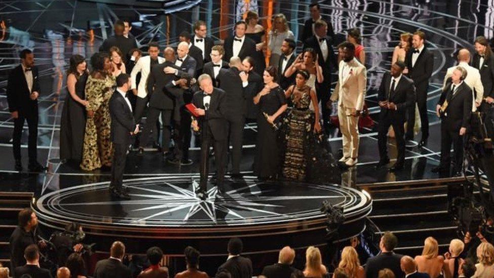 Ceremonia de los Oscar 2017