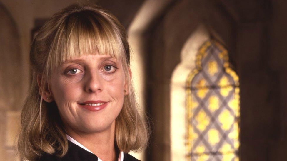 Vicar of Dibley actress Emma Chambers dies aged 53
