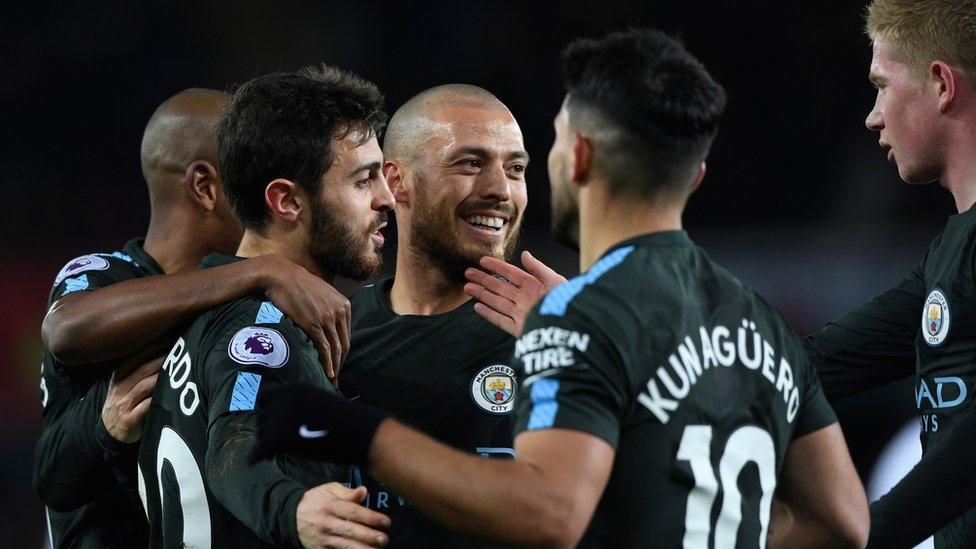 Manchester City recibe al Tottenham en la Premier League