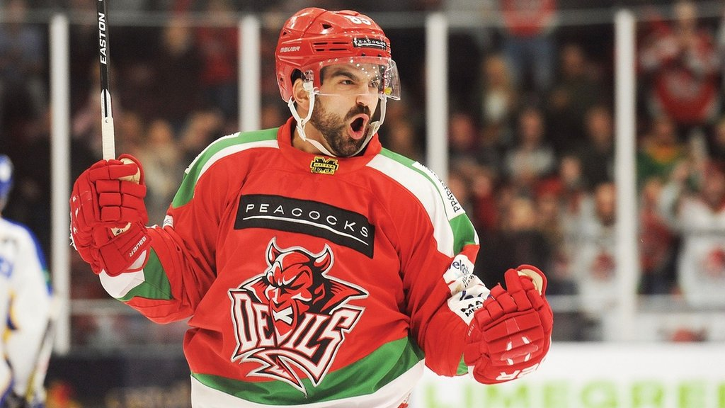 Elite League: Cardiff Devils 7-2 Fife Flyers
