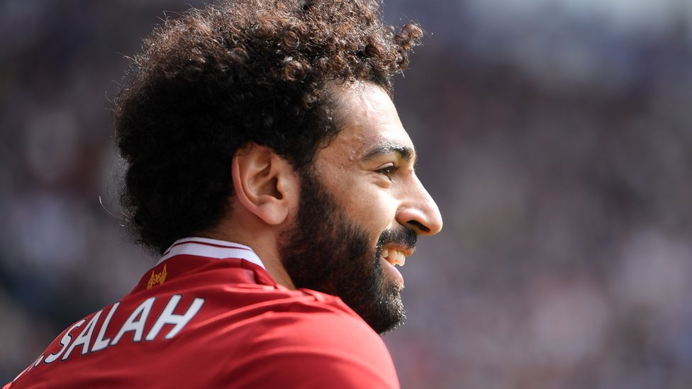 Mo Salah: The 'Egyptian king' inspiring the Arab world
