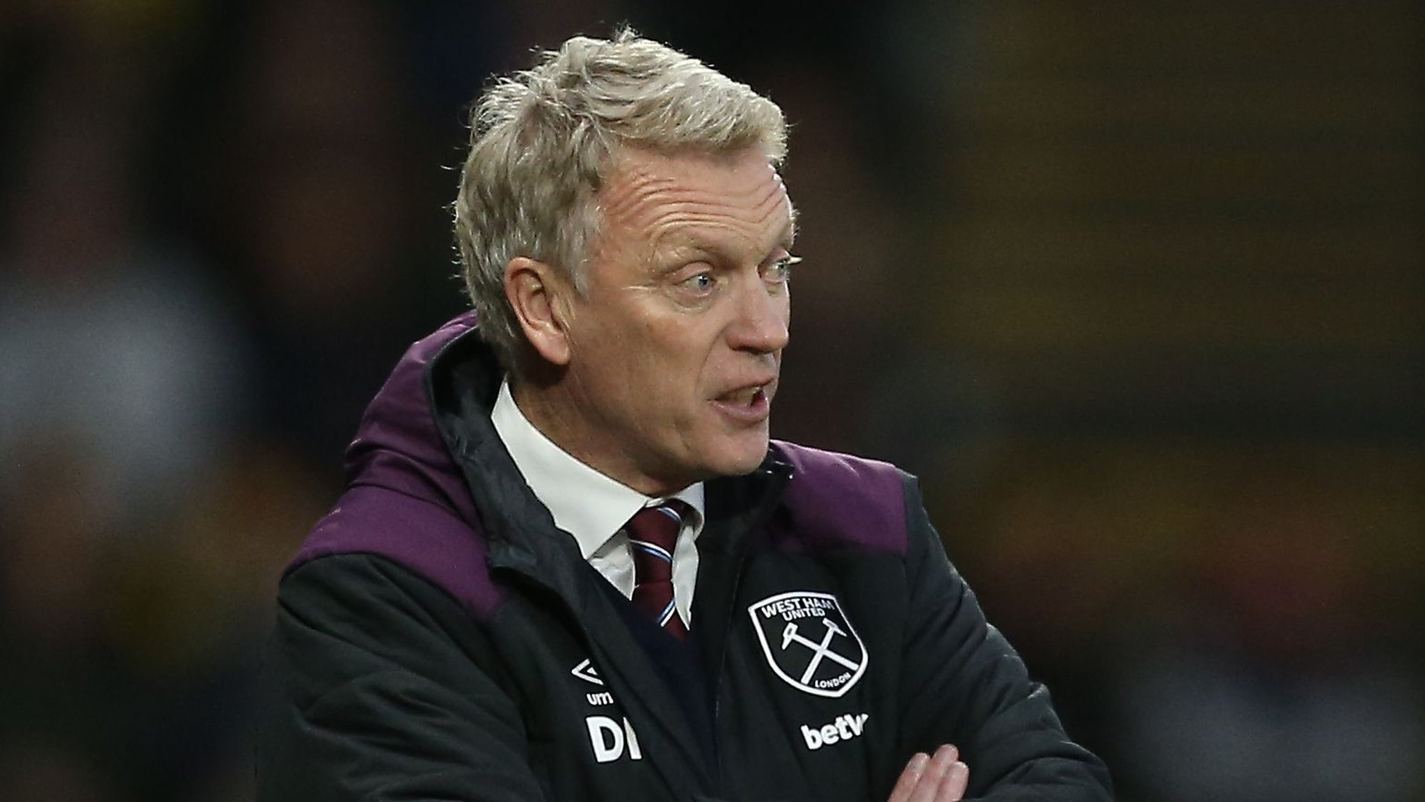 Moyes set for first West Ham home game