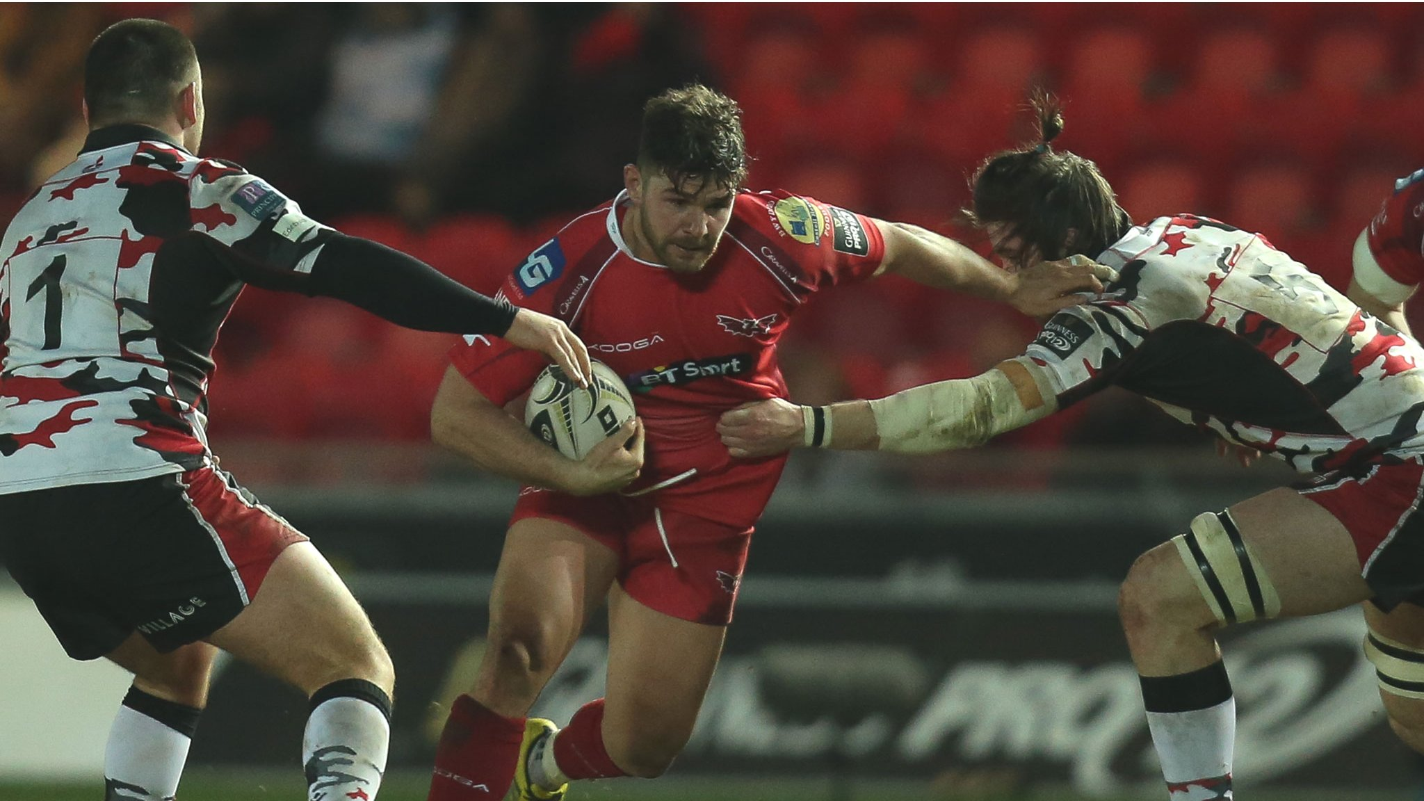 Hooker Myhill positive over move to Cardiff