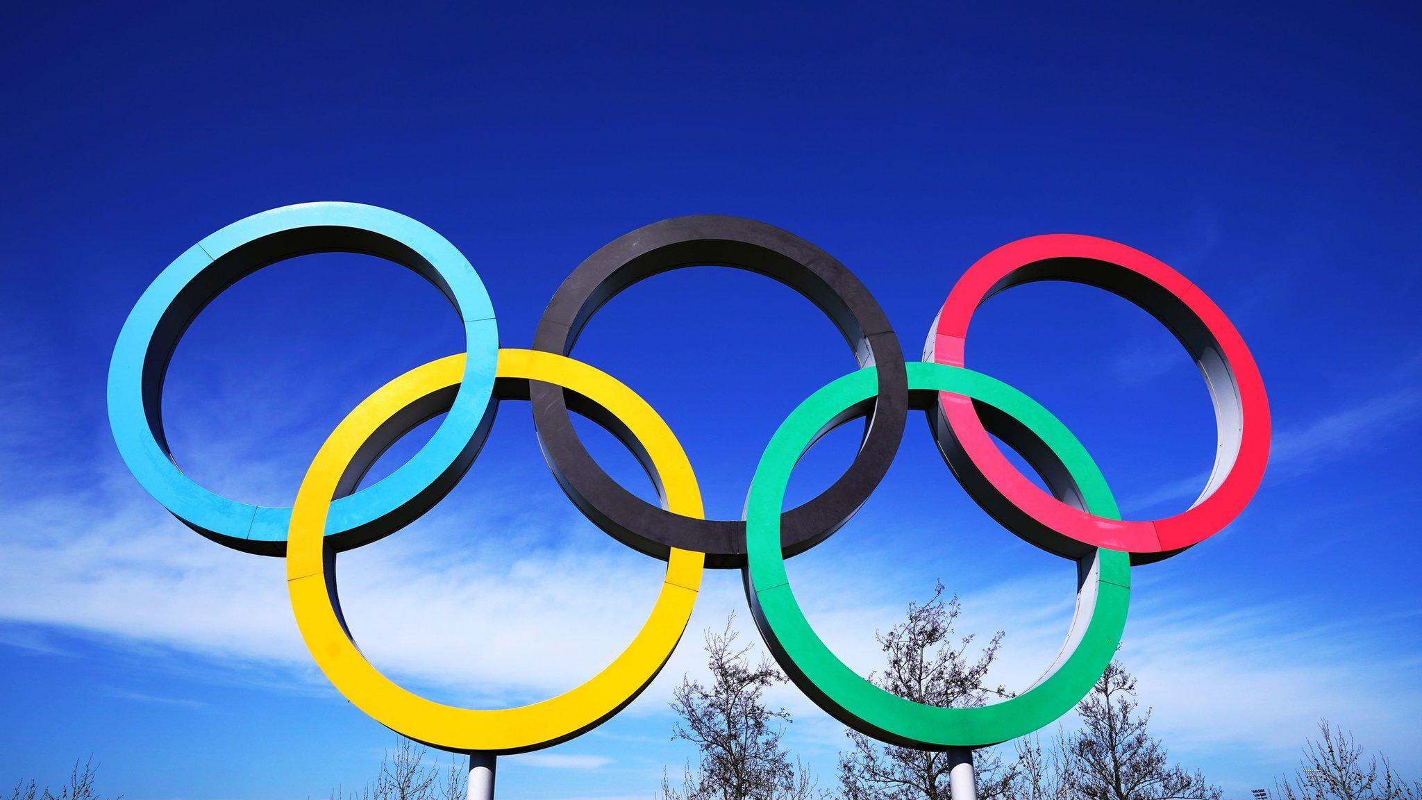 中止 オリンピック