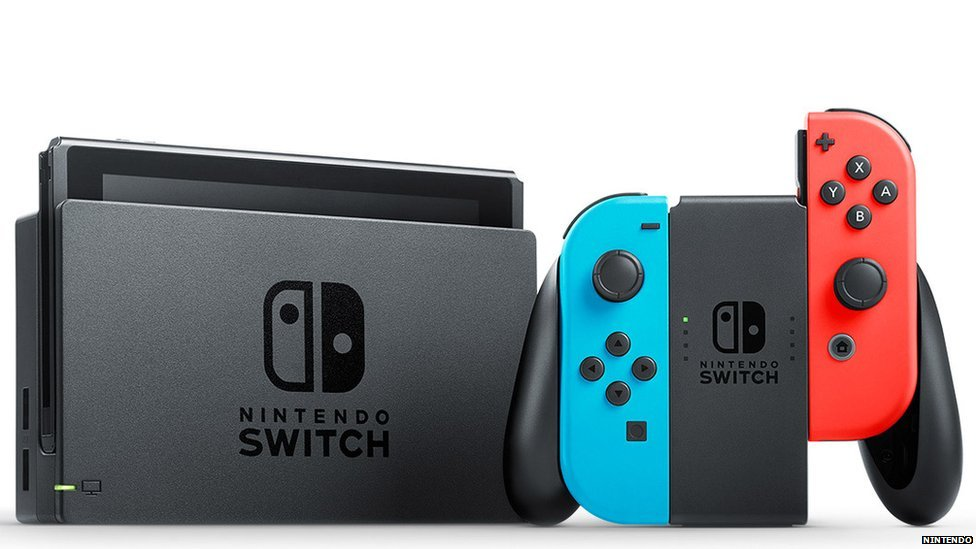 Newsbeat meets the brains behind the Nintendo Switch
