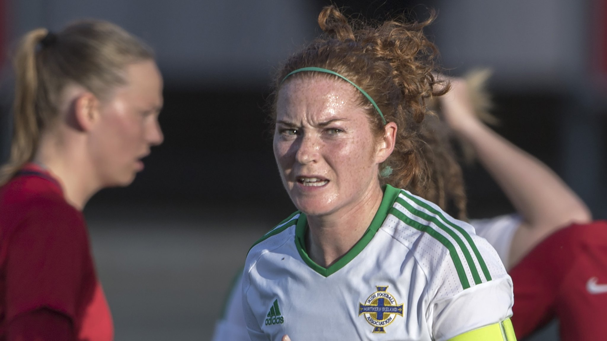Northern Ireland women ready to shock Republic - preview