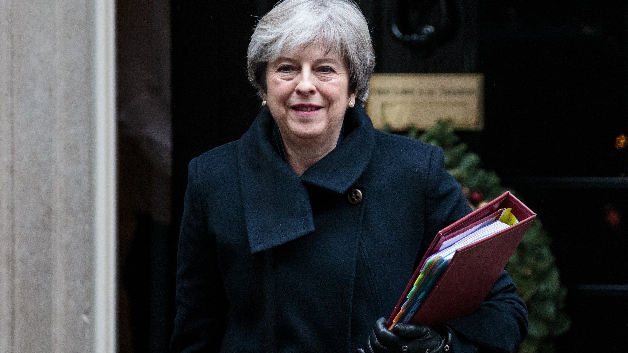 Brexit: Theresa May heads to Brussels after EU vote loss