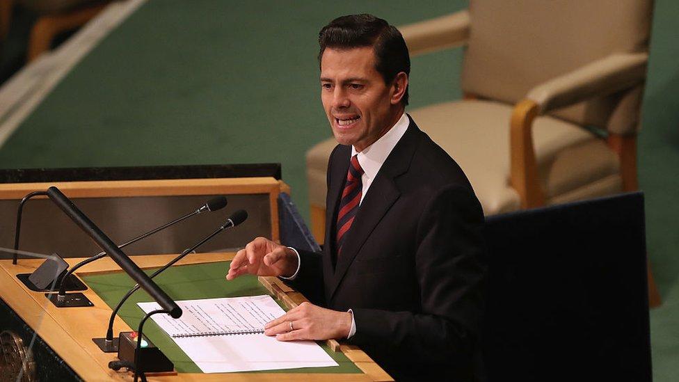 La apertura a la inversión extranjera fue una de las apuestas de Enrique Peña Nieto.