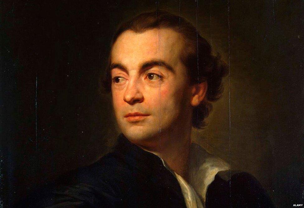 Johann Joachim Winckelmann