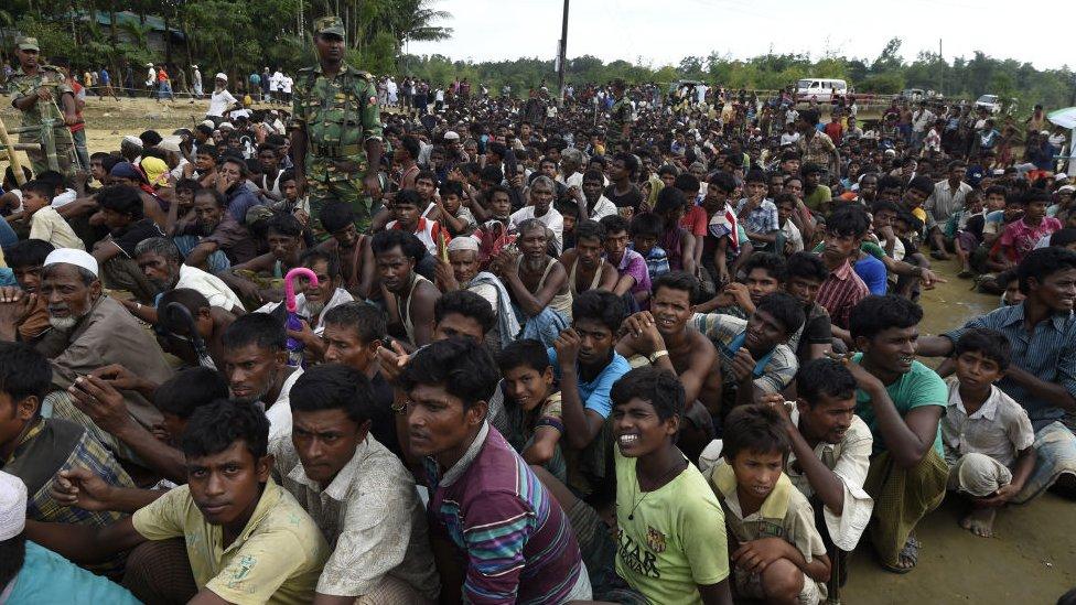 এক বছর পর বাংলাদেশের কক্সবাজারের শিবিরের রোহিঙ্গা শরণার্থীদের পাঠানো হবে নোয়াখালীর ভাসান চরে: প্রধানমন্ত্রীর উপদেষ্টা এইচটি ইমাম
