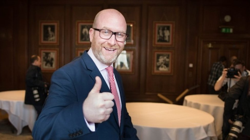 UKIP leader Nuttall to stand in election