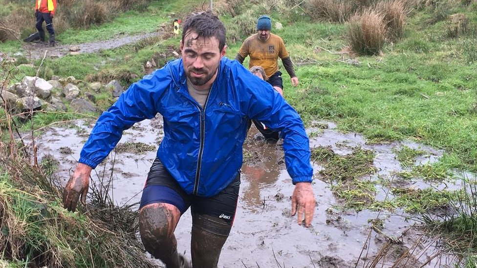 St Davids Christmas Mud Run: 17 people with hypothermia