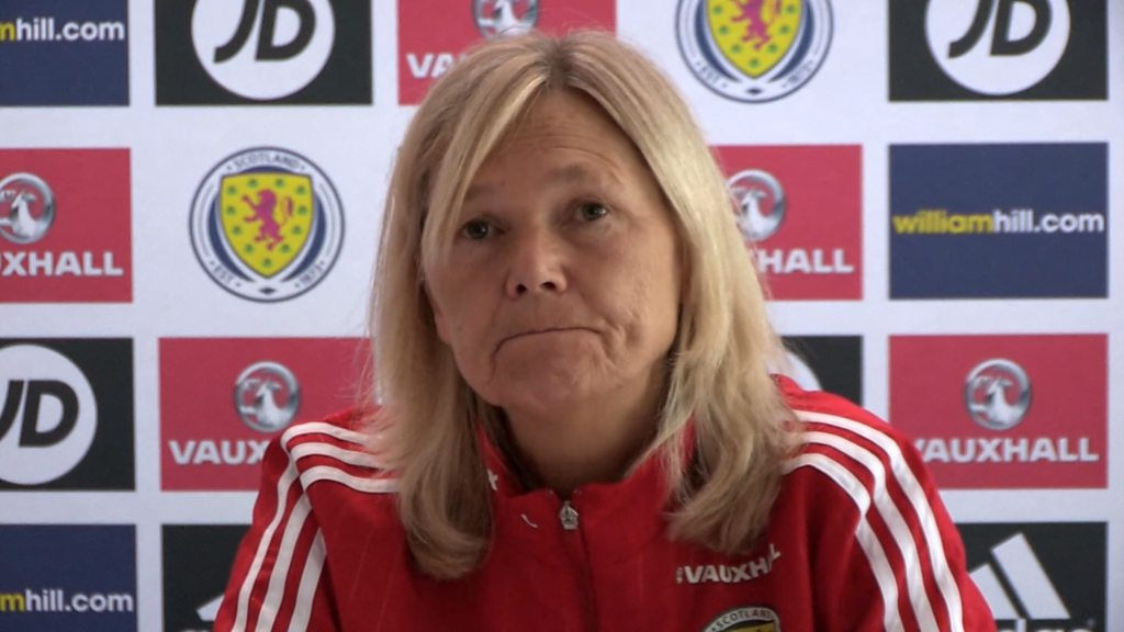 Anna Signeul: Scotland must put 6-0 thrashing by England behind us