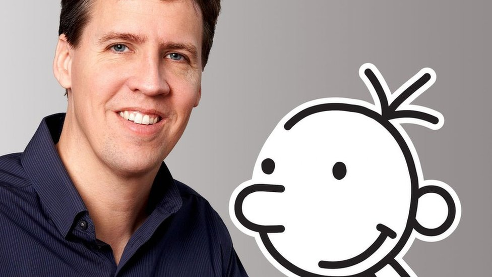 Wimpy Kid author: I can't get my kids off Fortnite