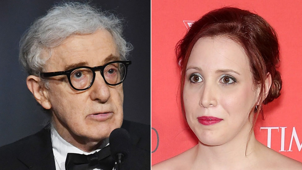 Dylan Farrow: Outrage after 'years of being ignore