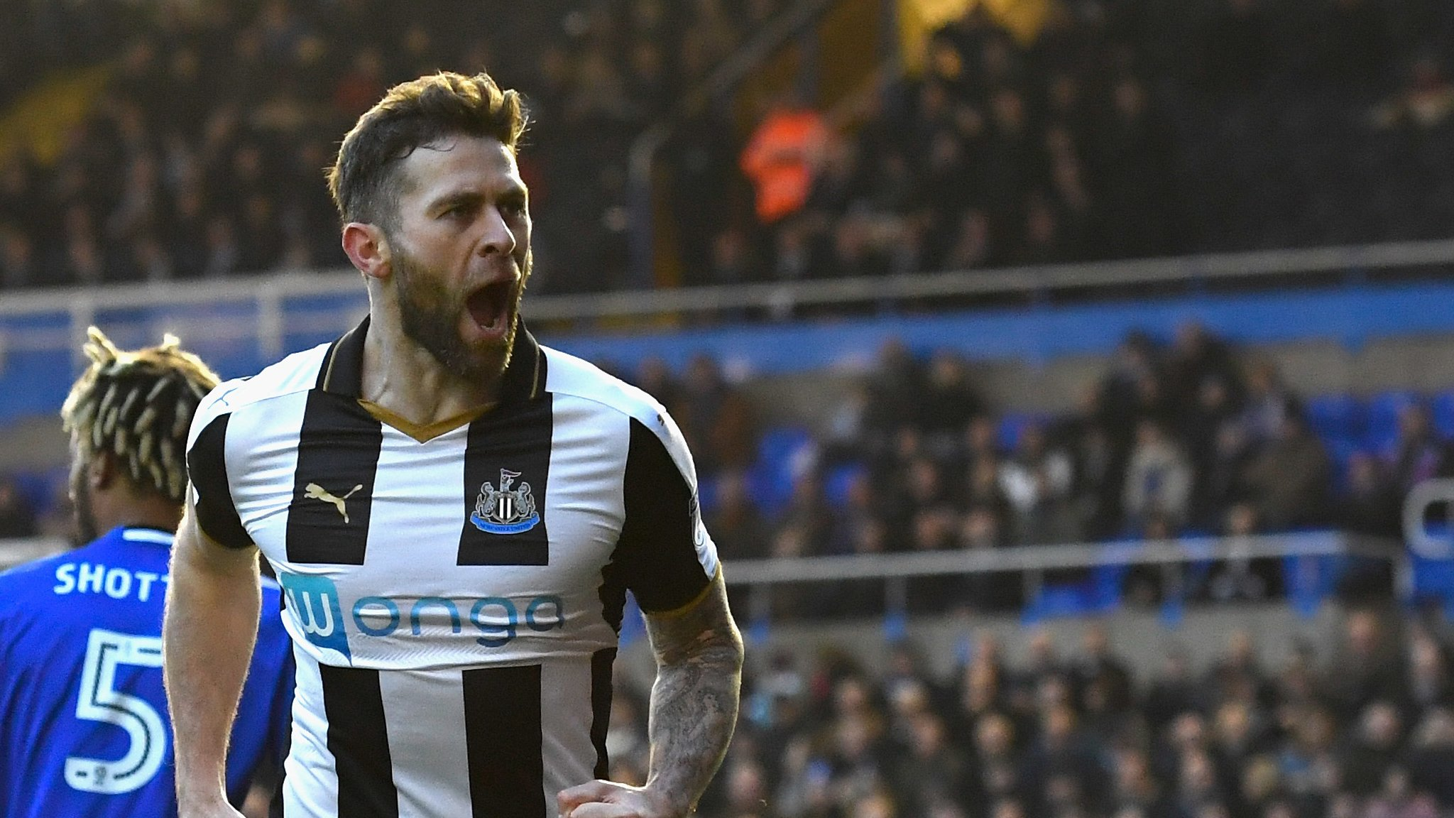 Daryl Murphy: Nottingham Forest sign striker from Newcastle United