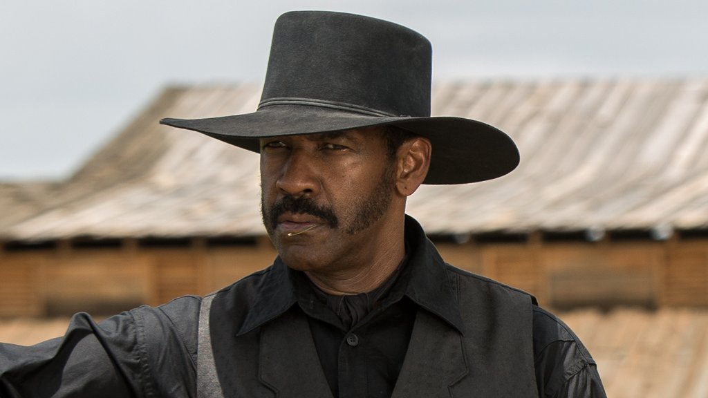 Magnificent Seven tops US box office