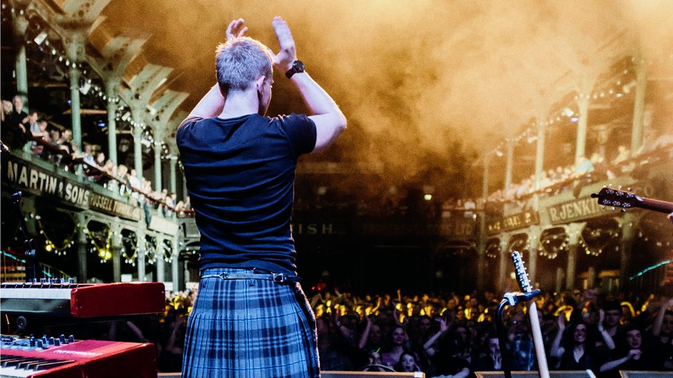 Celtic Connections director's highlights
