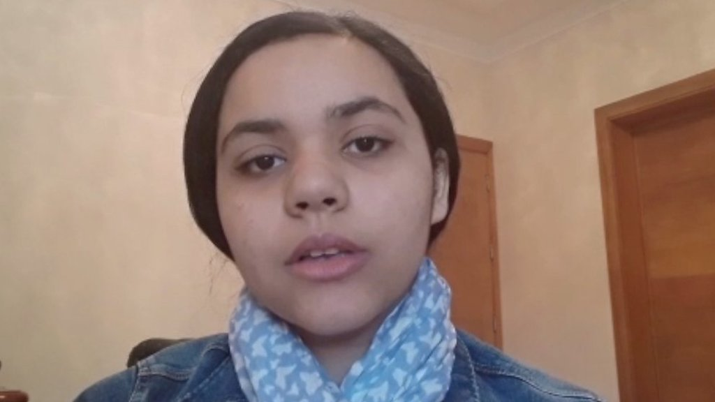 Libyan teenager starts weekly fast for peace
