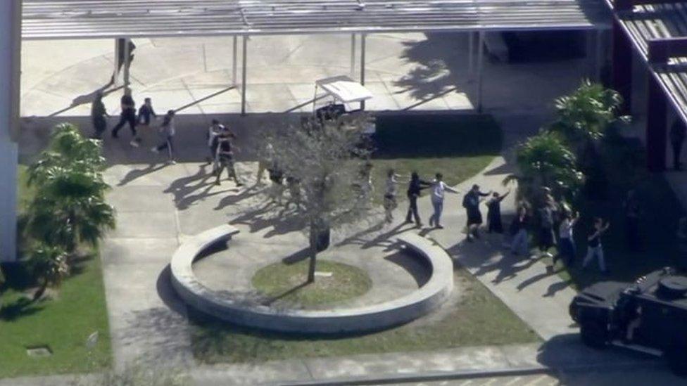 Стрілянина у Флориді: у школі десятки поранених