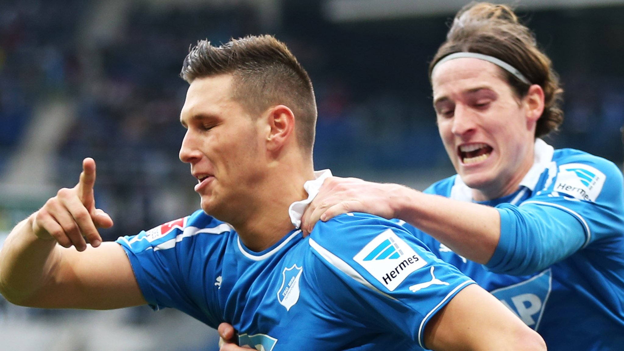 Bayern Munich sign Rudy and Sule from Hoffenheim