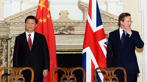 China reveals concerns over Brexit