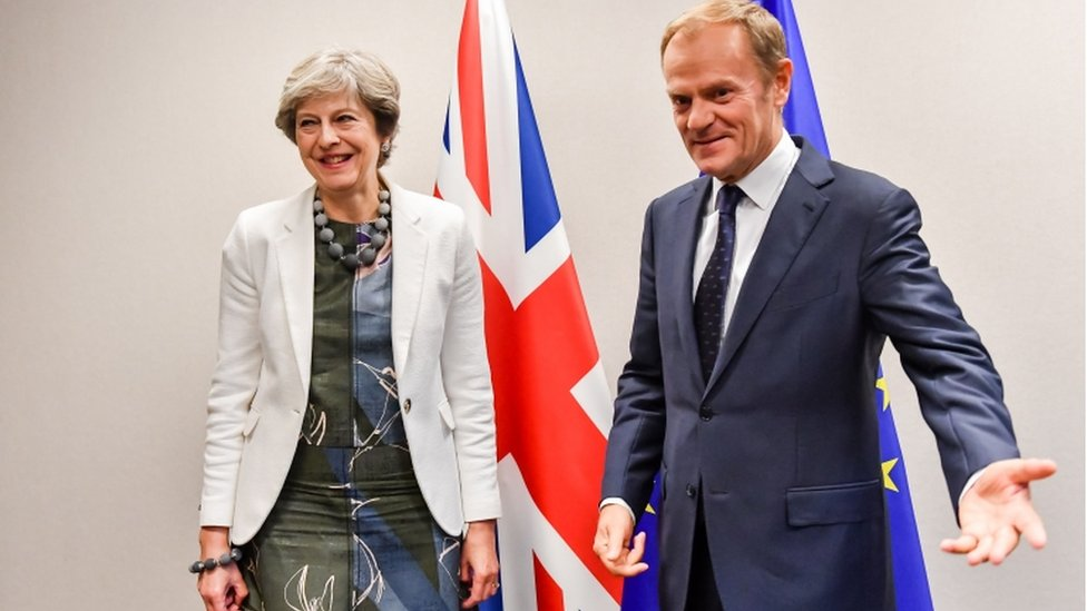 Brexit: Talk of deadlock is exaggerated, says Donald Tusk