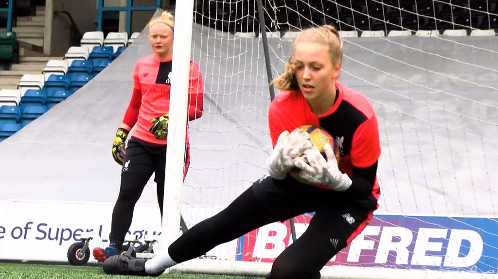 Women's Sport Week: Why has this 16-year-old left Man Utd for Liverpool?