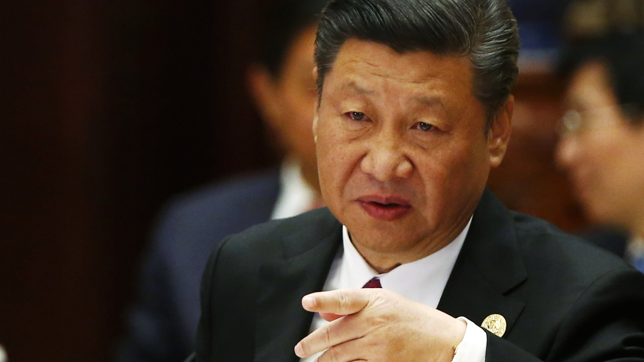 Top Chinese officials 'plotted to overthrow Xi Jinping'