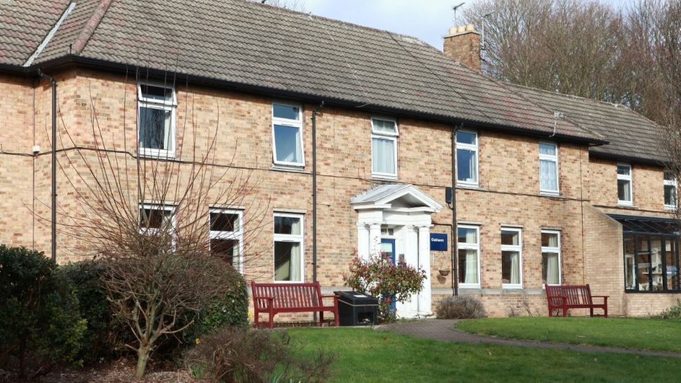 ... , and Grove House care homes are the first of seven facing the axe