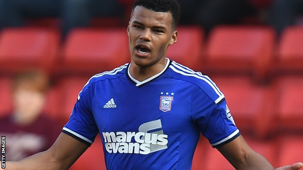 BBC Sport - Tyrone Mings to join Bournemouth from Ipswich Town