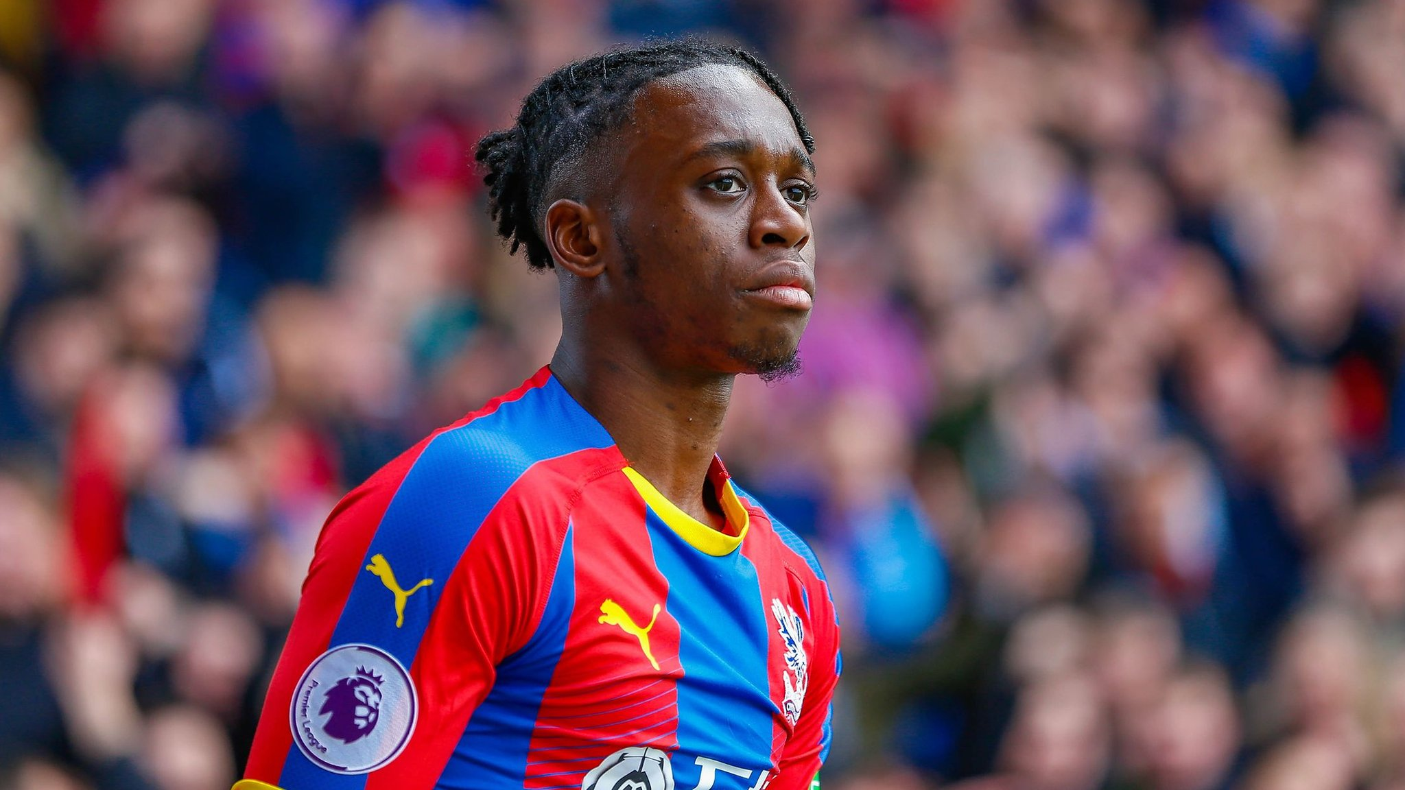 reputable site f231b 82a49 Aaron Wan-Bissaka  Man Utd reach agreement with Crystal Palace to sign  defender - Manchester United reach an agreement with Crystal Palace to sign  ...