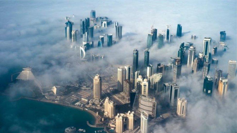 Qatar bác bỏ yêu sách của bốn nước Arab