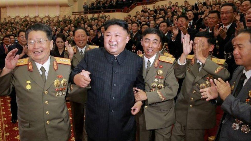 El régimen de Kim Jong-un ha realizado pruebas nucleares que han provocado el endurecimiento de las sanciones internacionales en su contra.